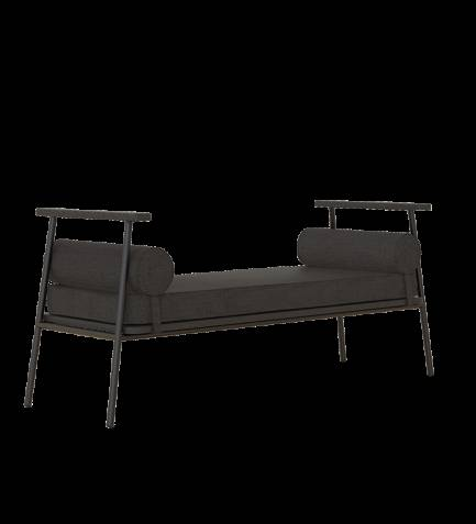 Daybed Corchea negra